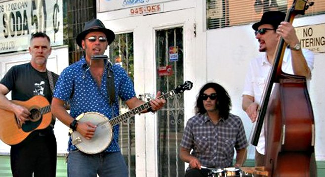 Photo of 7th Day Buskers