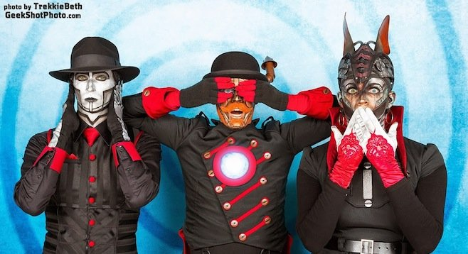 Photo of Steam Powered Giraffe