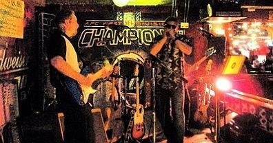 Photo of BlueFrog Band