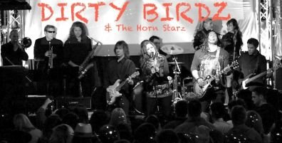 Photo of Dirty Birdz & the Horn Starz