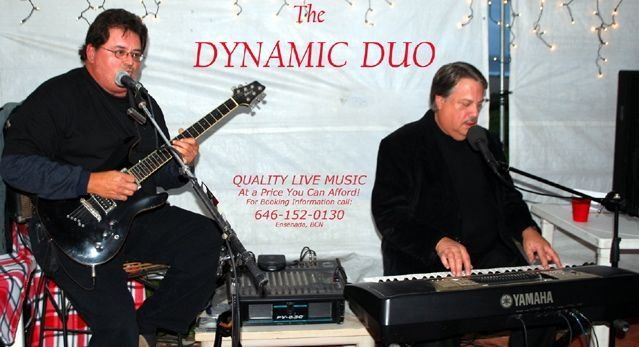 Photo of The Dynamic Duo