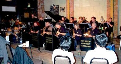 Photo of The San Diego Concert Jazz Band