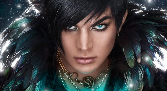 Photo of Adam Lambert
