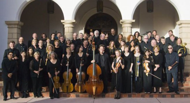 Photo of Bach Collegium San Diego