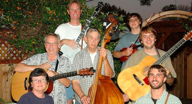 Photo of The Bluegrass Ramblers