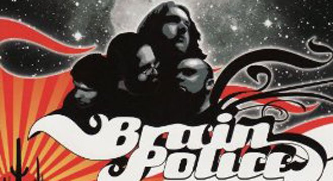 Photo of The Brain Police