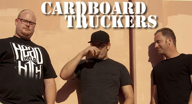 Photo of Cardboard Truckers