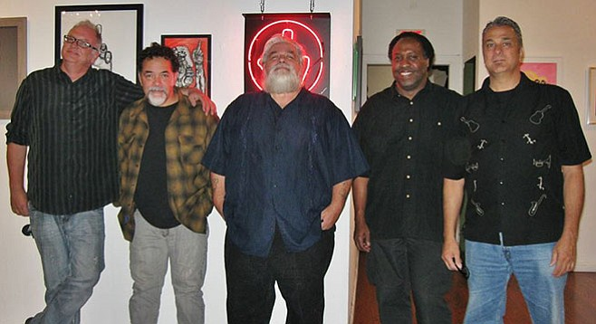 Photo of Chet and the Committee