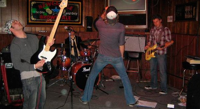 Photo of Chip Conrad & the Concrete Feat