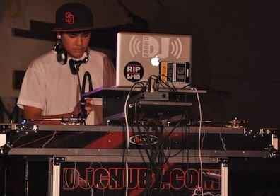 Photo of DJ Chubz