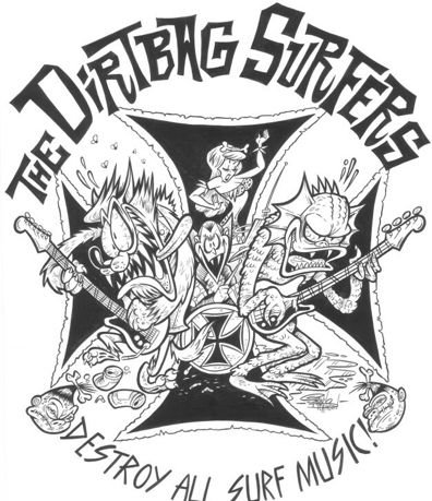 Photo of The Dirtbag Surfers