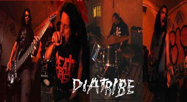 Photo of Diatribe