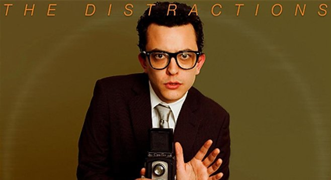 Photo of The Distractions: A Tribute to the Other Elvis