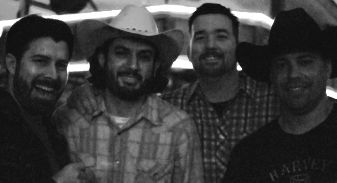 Photo of The Drinking Cowboy Band