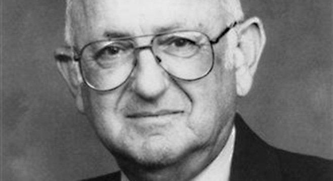 Photo of Earle H. Hagen
