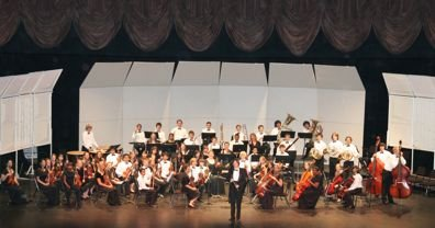 Photo of East County Youth Symphony