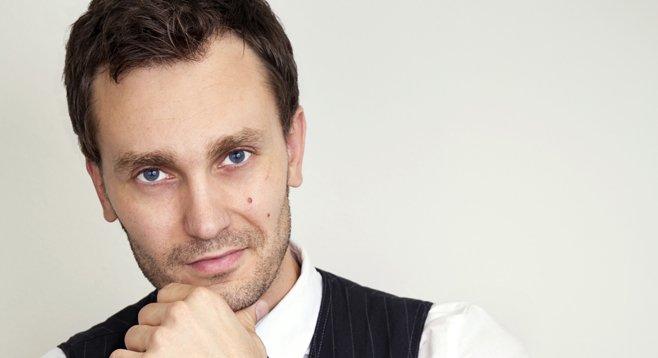 Photo of Erick Macek