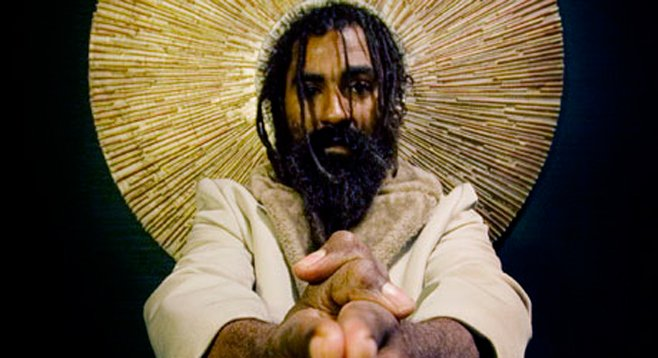 Photo of Gonjasufi