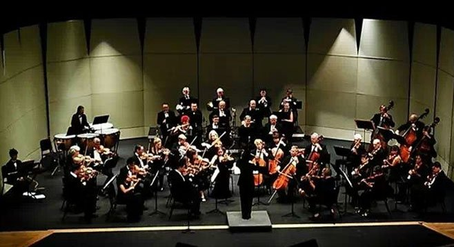 Photo of Greater San Diego Chamber Orchestra