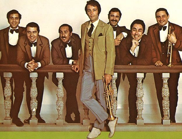 Photo of Herb Alpert and the Tijuana Brass