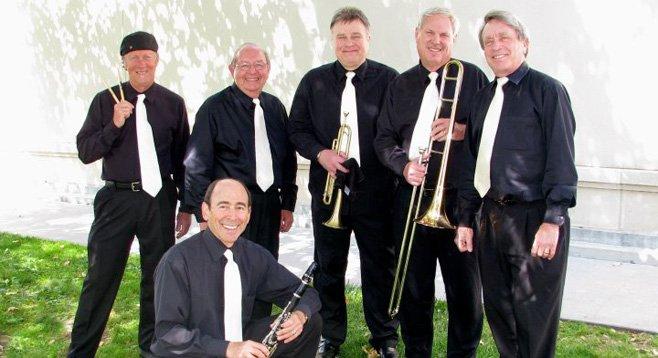 Photo of The High Society Jazz Band