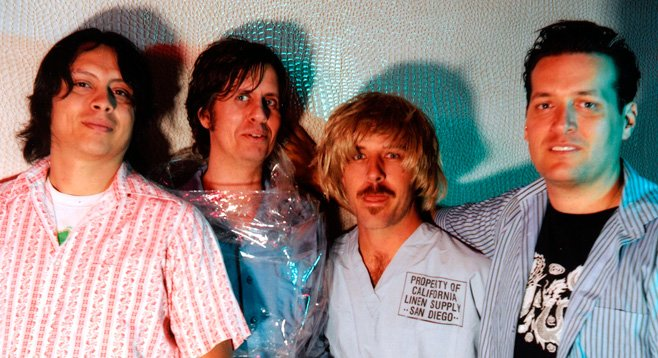 Photo of Hot Snakes
