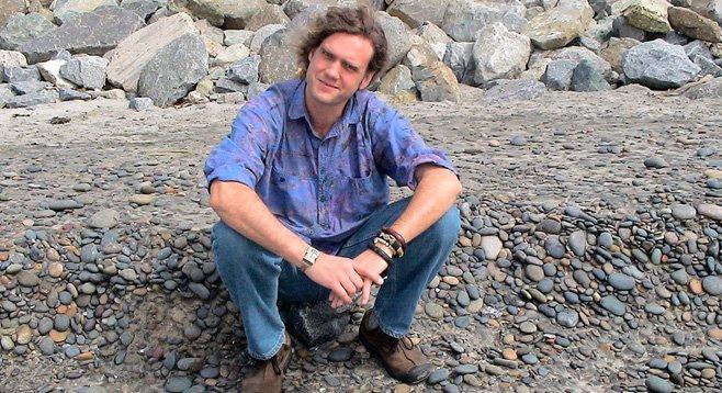 Photo of Ian Allen