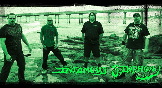 Photo of Infamous Sinphony