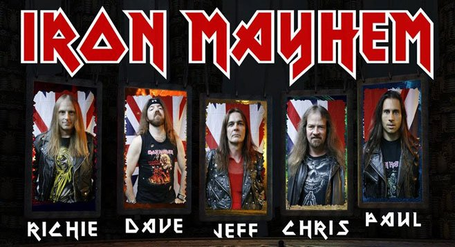 Photo of Iron Mayhem