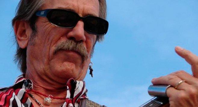 Photo of Johnny Vernazza