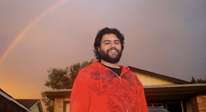 Photo of K-Bomb Hussain