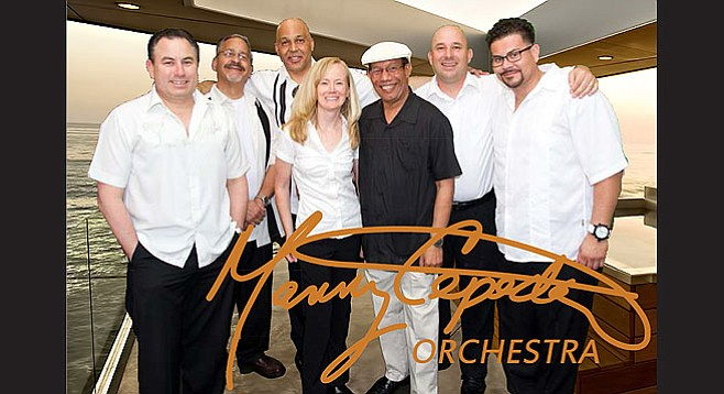 Photo of Manny Cepeda Orchestra