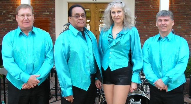 Photo of MoonDance Band