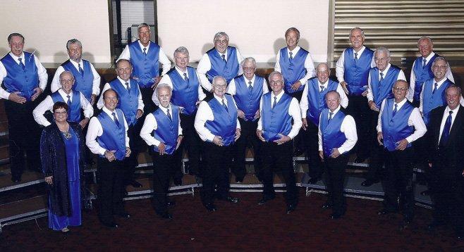 Photo of The Music Men Chorus