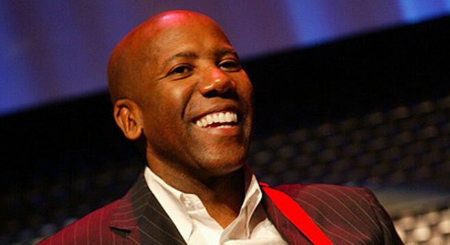 Photo of Nathan East