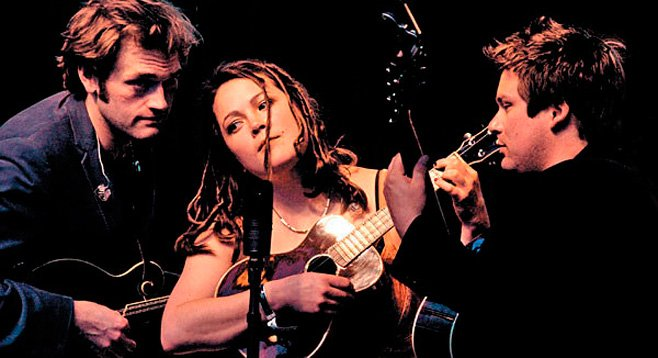 Photo of Nickel Creek