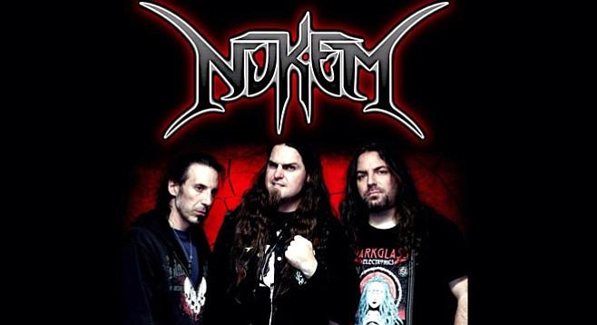Photo of Nukem