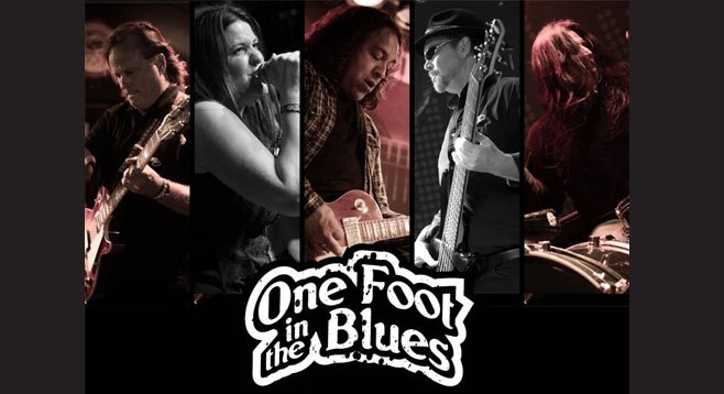 Photo of One Foot in the Blues