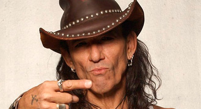 Photo of Stephen Pearcy