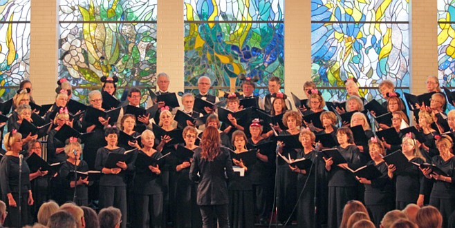 Photo of Peninsula Singers