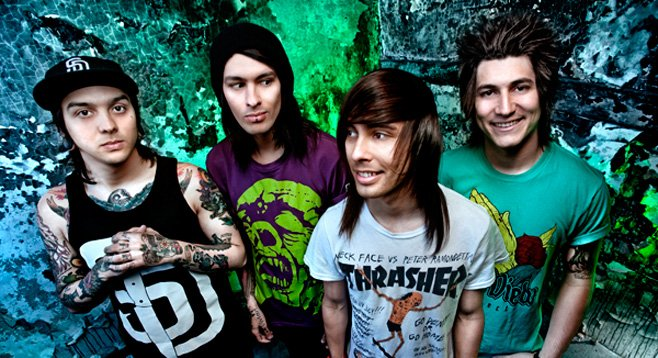Photo of Pierce the Veil