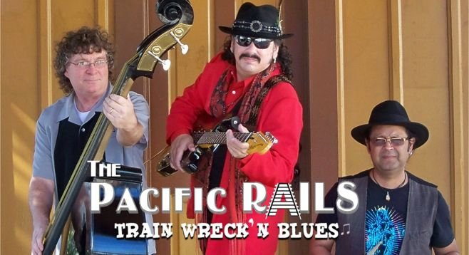 Photo of The Pacific Rails