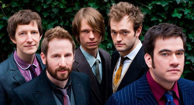 Photo of The Punch Brothers