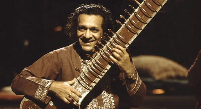 Photo of Ravi Shankar