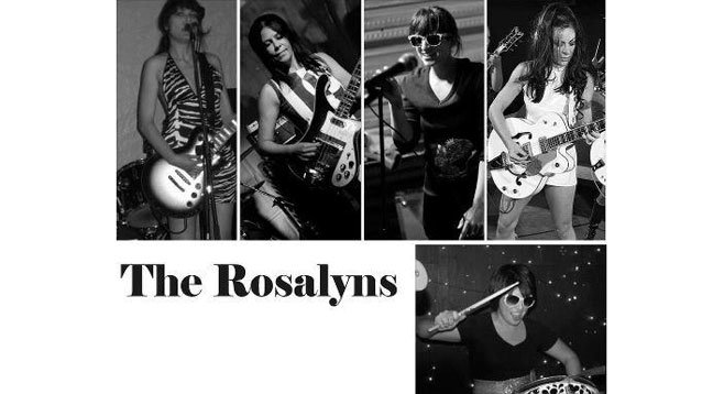 Photo of The Rosalyns