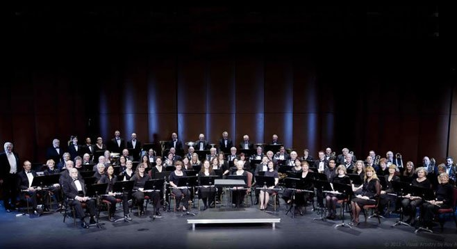 Photo of San Diego Concert Band