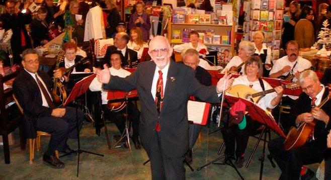 Photo of San Diego Mandolin Orchestra