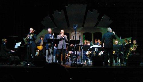 Photo of SDSU Jazz Ensemble