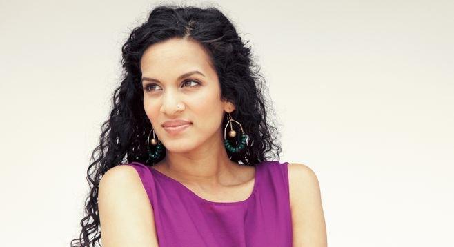 Photo of Anoushka Shankar