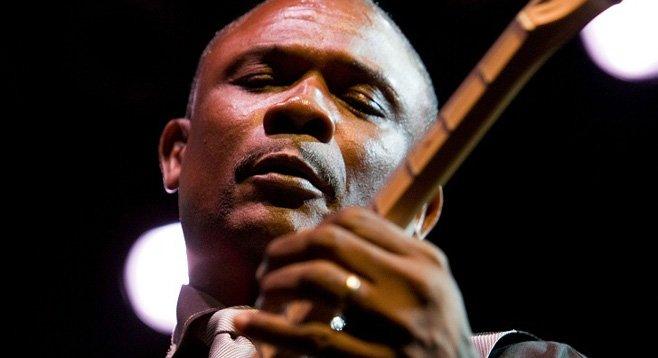 Photo of Stoney B. Blues Band